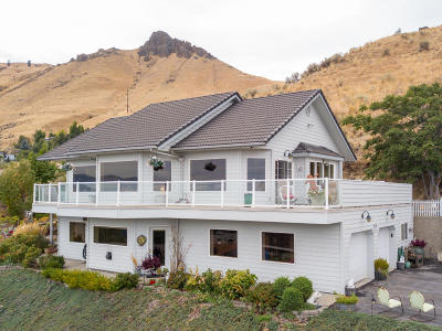 Wenatchee Single Family Home Pending: 916 Millerdale Heights Dr