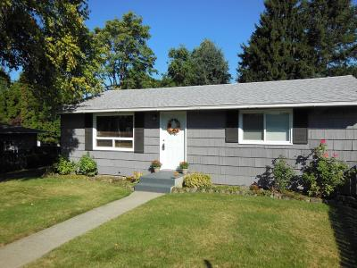 East Wenatchee Single Family Home Pending: 1811 NE 4th St