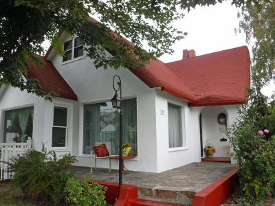 Wenatchee Single Family Home For Sale: 102 N Franklin Ave