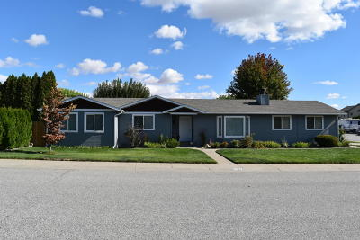 East Wenatchee, Rock Island, Orondo Single Family Home For Sale: 937 N Fairmont Ave