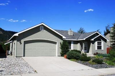 Leavenworth Single Family Home Pending: 316 Meadow Dr
