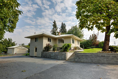 East Wenatchee Single Family Home Pending: 1815 Grant Rd