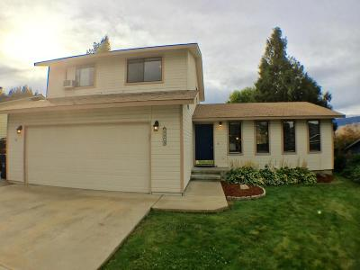 East Wenatchee, Rock Island, Orondo Single Family Home For Sale: 626 NE 12th St