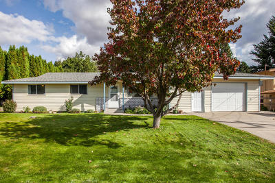 East Wenatchee Single Family Home Pending: 111 N Hanford Ave