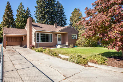 Wenatchee Single Family Home Pending: 804 Ringold St