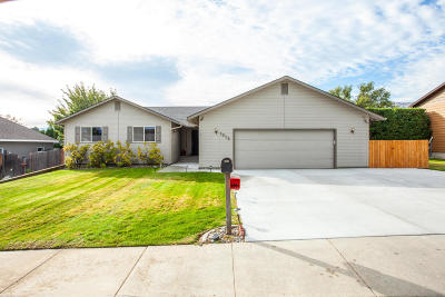 Wenatchee, Malaga Single Family Home For Sale: 1513 4th St