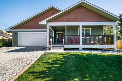 East Wenatchee Single Family Home Pending: 2515 Sunset Hwy