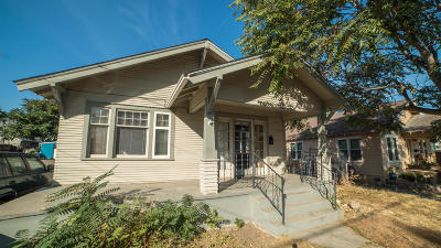 Wenatchee Single Family Home For Sale: 1004 Methow St