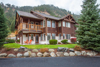 Leavenworth Condo/Townhouse For Sale: 340 Prospect St #F1