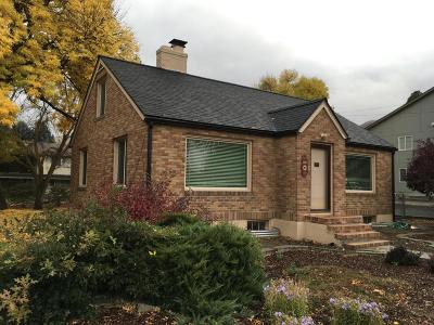 Wenatchee, Malaga Single Family Home For Sale: 1345 5th Street