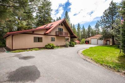 Leavenworth Single Family Home For Sale: 18333 River Rd