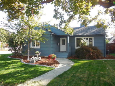 Wenatchee, Malaga Single Family Home For Sale: 801 Orondo Avenue