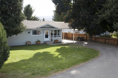 East Wenatchee, Rock Island, Orondo Single Family Home For Sale: 2210 NE 3rd St