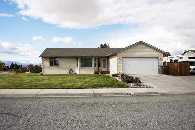 East Wenatchee, Rock Island, Orondo Single Family Home For Sale: 2380 Fancher Field Rd