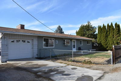 East Wenatchee, Rock Island, Orondo Single Family Home For Sale: 2422 NW Cascade Ave