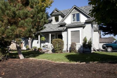 Wenatchee, Malaga Single Family Home For Sale: 714 Washington St