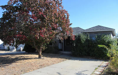 Single Family Home For Sale: 215 N Garfield Ave
