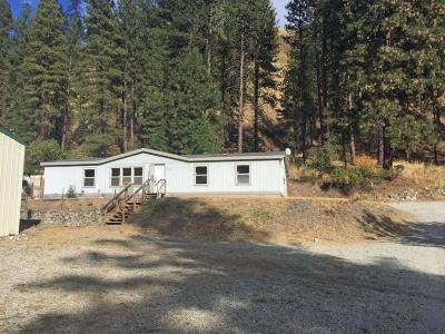 Conconully WA Manufactured Home Sold: $130,000
