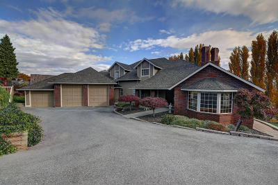 Wenatchee, Malaga Single Family Home For Sale: 1909 Broadway Pl
