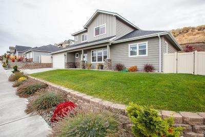 East Wenatchee, Rock Island, Orondo Single Family Home For Sale: 2833 N Breckenridge Dr