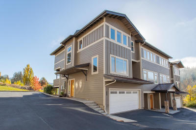 Leavenworth Condo/Townhouse For Sale: 100 Ski Blick Strausse #A-101