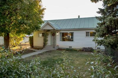 Waterville Single Family Home For Sale: 302 S Central Ave
