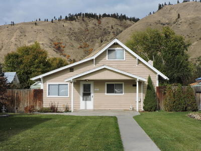 Cashmere Single Family Home Pending: 202 Perry St
