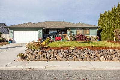 East Wenatchee Single Family Home Pending: 2563 Aviation Dr