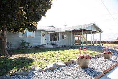 East Wenatchee WA Single Family Home Sold: $237,900