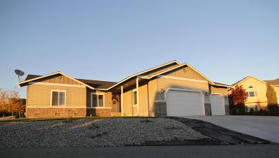 East Wenatchee, Rock Island, Orondo Single Family Home For Sale: 2178 Inglewood Dr