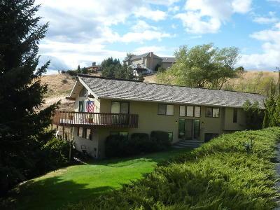 Wenatchee, Malaga Single Family Home For Sale: 4356 Anna Lane