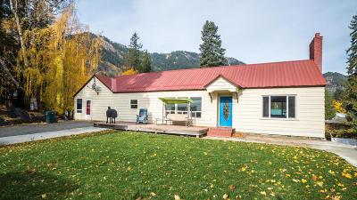 Leavenworth Single Family Home For Sale: 310 Whitman St