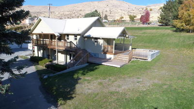 Entiat Single Family Home For Sale: 2989 Entiat River Rd