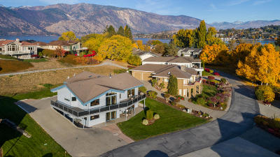 Manson Single Family Home For Sale: 111 Chelan View