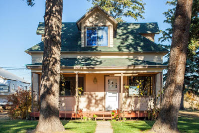 Waterville Single Family Home For Sale: 203 E 2nd St
