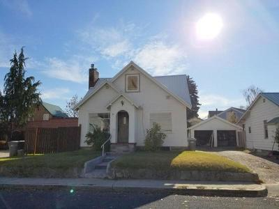 Cashmere Single Family Home Pending: 105 Perry St