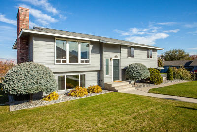 Wenatchee Single Family Home Pending: 932 Crawford Ave