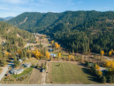 Leavenworth Residential Lots & Land For Sale: 11349 Chumstick Hwy