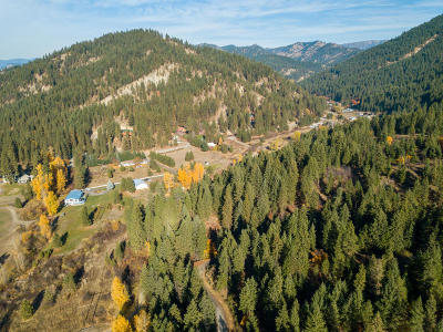 Leavenworth Residential Lots & Land For Sale: 11645 Eagle Creek Rd