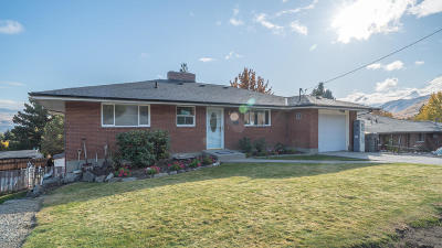 Wenatchee, Malaga Single Family Home For Sale: 603 Westknoll Ave