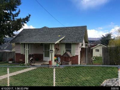 Wenatchee Single Family Home For Sale: 905 Cashmere Street