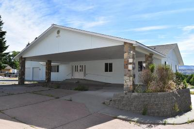 Wenatchee Single Family Home Pending: 1825 Mulberry Lane