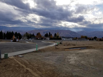 East Wenatchee Residential Lots & Land Pending: 1969 8th St.