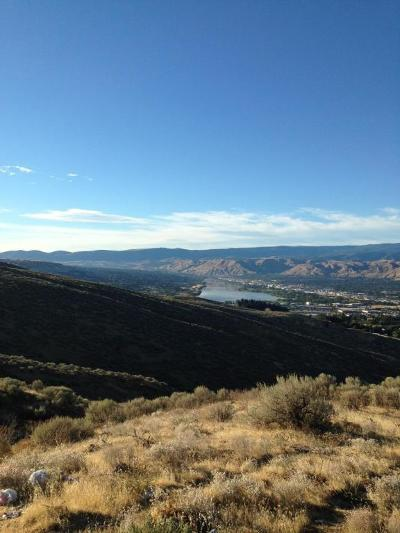Wenatchee Residential Lots & Land Pending: Nna Burch Mountain Rd.