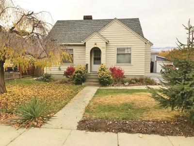 Wenatchee Single Family Home Pending: 778 Monroe St.