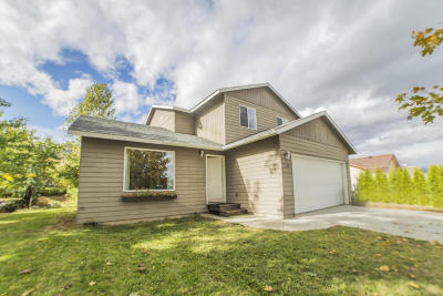 Wenatchee Single Family Home For Sale: 1528 Trisha Way