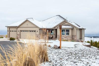 East Wenatchee Single Family Home Pending: 2520 Skyrocket Ln