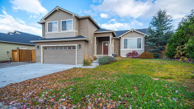 East Wenatchee, Rock Island, Orondo Single Family Home For Sale: 1449 Copper Loop
