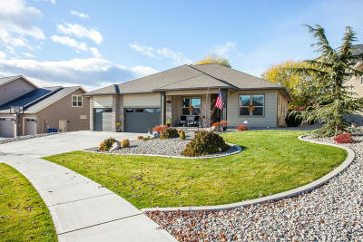 Wenatchee WA Single Family Home Active - Contingent: $505,000