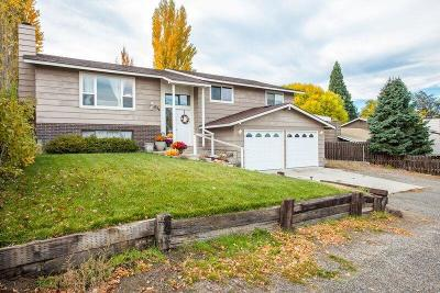 East Wenatchee Single Family Home Pending: 694 Degage St